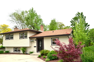 Downers Grove IL Single Family Home New: $349,900
