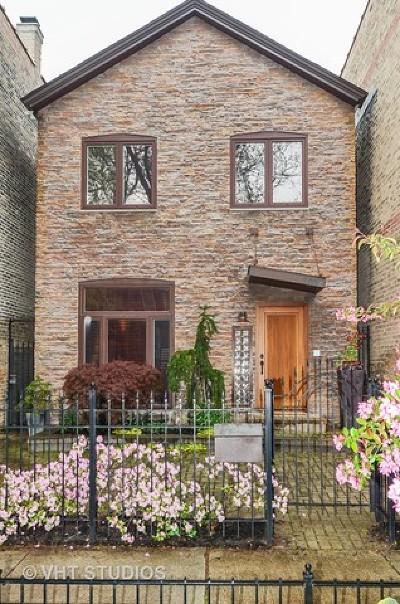 Single Family Home Re-Activated: 2028 West Ohio Street
