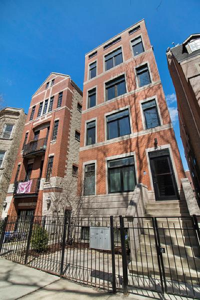 Condo/Townhouse New: 822 West Buckingham Place #401