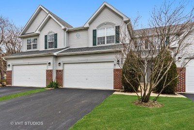 Bartlett Condo/Townhouse For Sale: 1303 Filly Lane