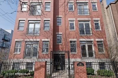 Condo/Townhouse New: 1618 North Oakley Avenue #3N