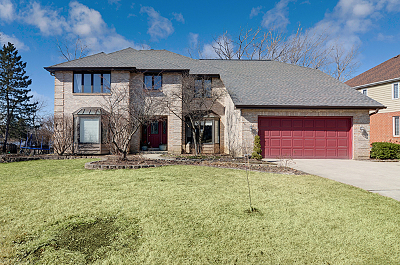 Burr Ridge Single Family Home New: 8472 Kimberly Court