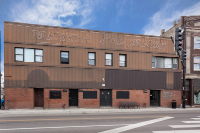 Rental New: 3192 North Milwaukee Avenue #2R