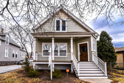 Chicago IL Single Family Home New: $320,000