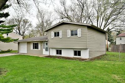 Bolingbrook Single Family Home New: 550 Spruce Road