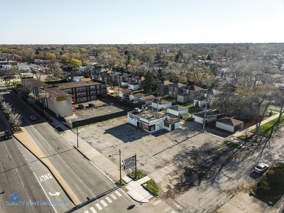 Chicago Residential Lots & Land For Sale: 10000 South Halsted Street