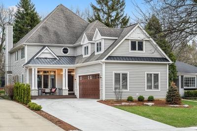 Clarendon Hills Single Family Home For Sale: 325 Park Avenue