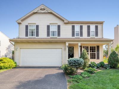 Aurora Single Family Home New: 529 Wingpointe Drive