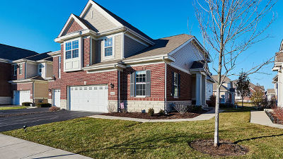 Orland Park Condo/Townhouse New: 10628 154th Street