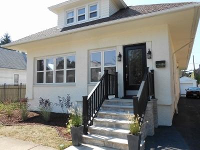 Morton Grove Single Family Home For Sale: 8616 Callie Avenue