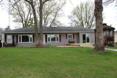 Kankakee Single Family Home For Sale: 2661 River Road