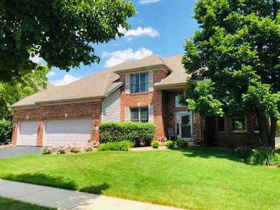 South Elgin Single Family Home For Sale: 661 West Thornwood Drive