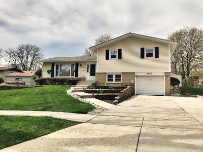 Downers Grove Single Family Home New: 6560 Fairmount Avenue