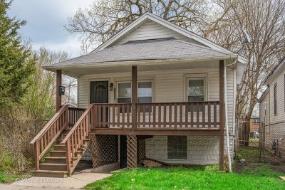 Chicago IL Single Family Home New: $49,333