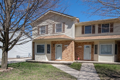 Plainfield Condo/Townhouse For Sale: 14001 South Kelly Avenue