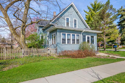 La Grange Park Single Family Home For Sale: 342 North Lagrange Road