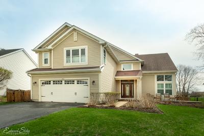 Bartlett Single Family Home New: 1341 Deerfield Lane