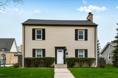 Downers Grove Single Family Home New: 336 5th Street