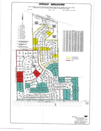 Kankakee Residential Lots & Land For Sale: 1357 Sioux Turn Street