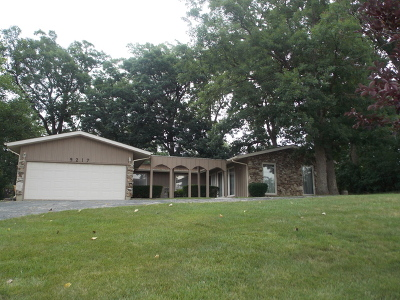 Hickory Hills Single Family Home For Sale: 9217 South 88th Avenue