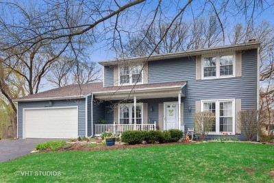 Naperville Single Family Home New: 1900 Chatham Court