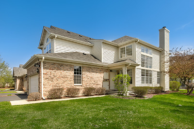 Naperville Condo/Townhouse New: 883 Havenshire Road