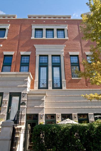 Chicago Condo/Townhouse New: 2039 North Lincoln Avenue #E