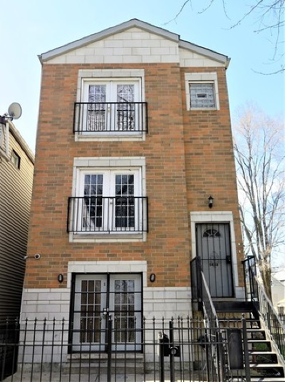 Chicago Multi Family Home Re-Activated: 5436 South Loomis Boulevard