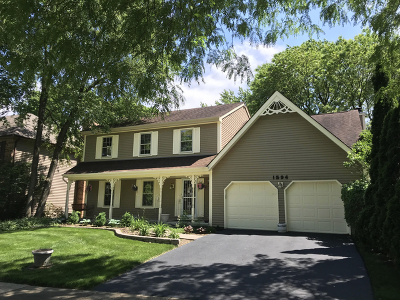Brookdale Single Family Home Price Change: 1594 Derby Court