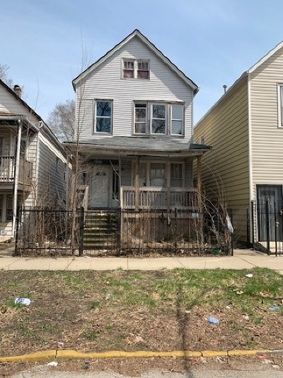 Multi Family Home Price Change: 8531 South Muskegon Avenue