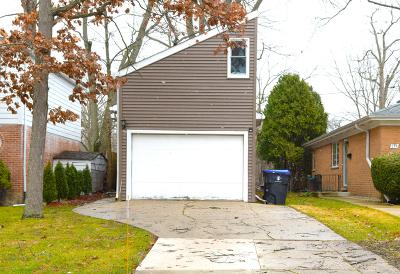 Glencoe Single Family Home For Sale: 279 Linden Avenue