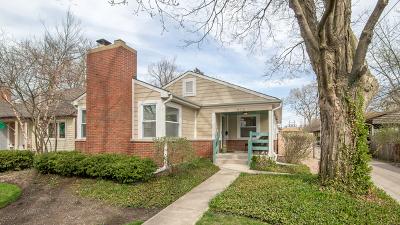 Single Family Home For Sale: 912 Cambridge Lane