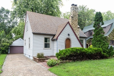 Elgin Single Family Home New: 632 Illinois Avenue