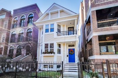 Chicago Single Family Home New: 2720 North Wayne Avenue