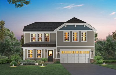 Plainfield Single Family Home For Sale: 25446 West Ryan Lane