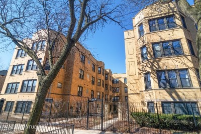 Condo/Townhouse New: 2842 North Francisco Avenue #G