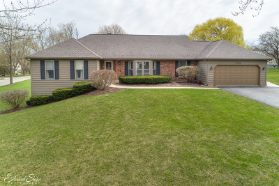 Algonquin Single Family Home For Sale: 705 Yorktown Drive