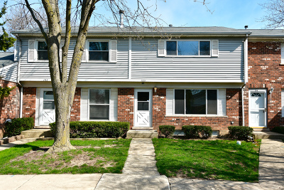 Bolingbrook Condo/Townhouse New: 103 Greentree Court
