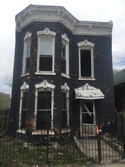 Chicago Multi Family Home New: 2723 West Jackson Boulevard