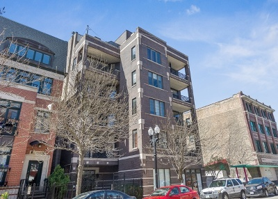 Chicago Condo/Townhouse New: 1520 North Sedgwick Street #2A
