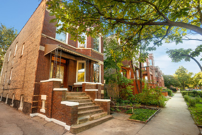 Multi Family Home Contingent: 2215 West Rice Street