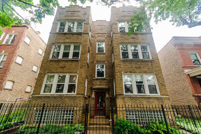 Condo/Townhouse New: 4741 North Maplewood Avenue #1-N
