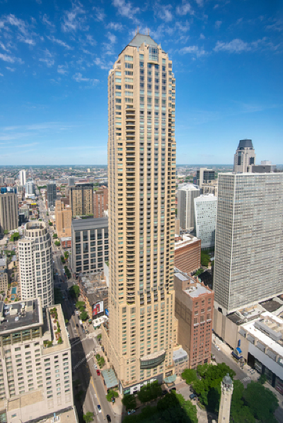 Chicago Condo/Townhouse New: 800 North Michigan Avenue #2301
