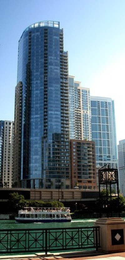 Chicago Condo/Townhouse New: 420 East Waterside Drive #1210