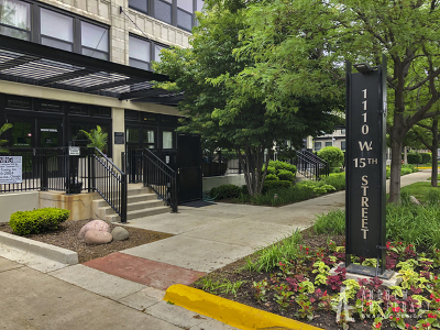 Chicago Condo/Townhouse New: 1110 West 15th Street #412