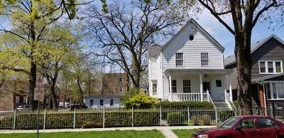Chicago Single Family Home Re-Activated: 2704 North Hamlin Avenue