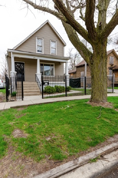 Chicago Single Family Home New: 350 West 60th Street
