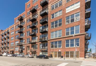 Chicago Condo/Townhouse New: 1500 West Monroe Street #322