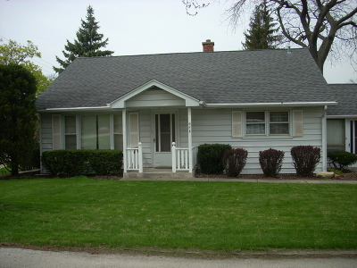 Lemont Single Family Home For Sale: 1 Weimer Avenue