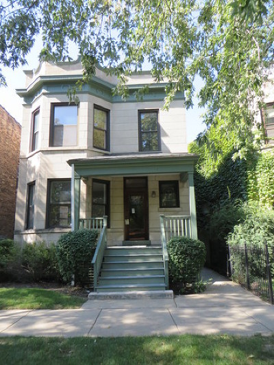 Chicago Multi Family Home New: 4410 North Dover Street